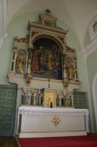 Kapelle des Erzbischöflichen Gymnasiums Hollabrunn