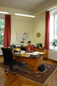 Direktion<br> Dir. Mag. Ingrid LEHNER-PFENNIGBAUER