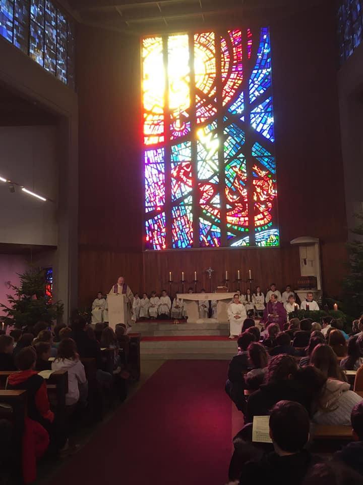 Vorweihnachtlicher Gottesdienst