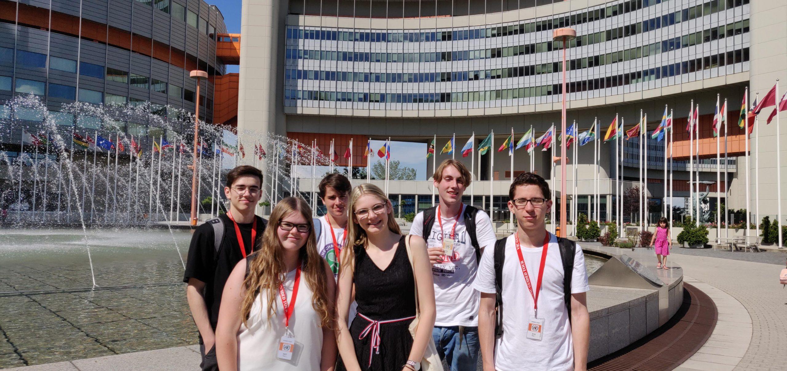 WPF Geografie: Vienna International Centre